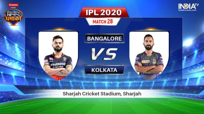 Live IPL Match RCB vs KKR Stream: Live Match How to Watch IPL 2020 Streaming on Hotstar, Star Sports