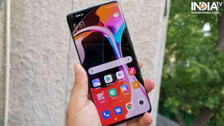 Xiaomi, Mi, Mi smartphones