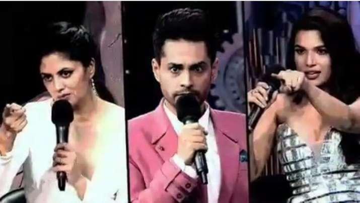 Kavita Kaushik, Shardul Pandit, Naina Singh