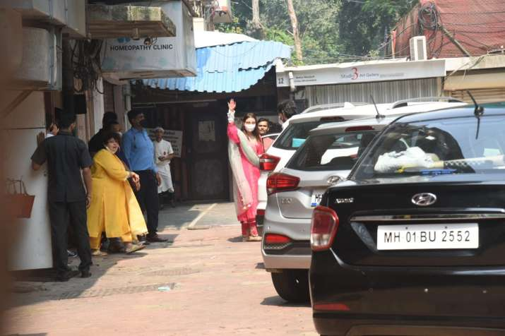 India Tv - Actress Kajal Aggarwal Gautam Kitchlu wedding today