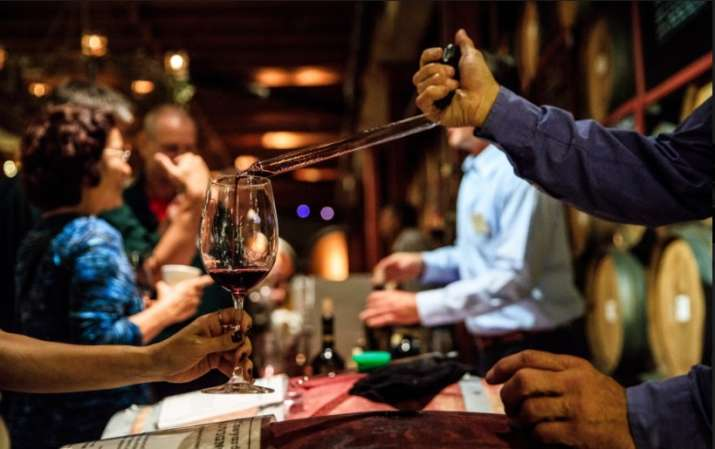 India Tv - Here are the wine trails of California
