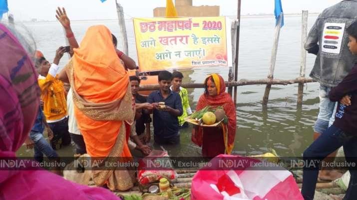 India Tv - Chhath Puja