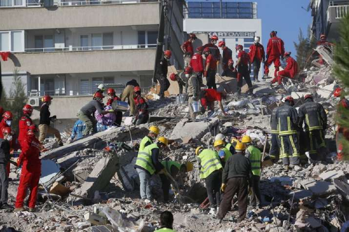 4-year-old girl rescued 91 hours after Turkey quake