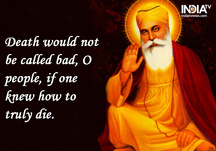 India Tv - Guru Nanak Jayanti HD Images & Wishes