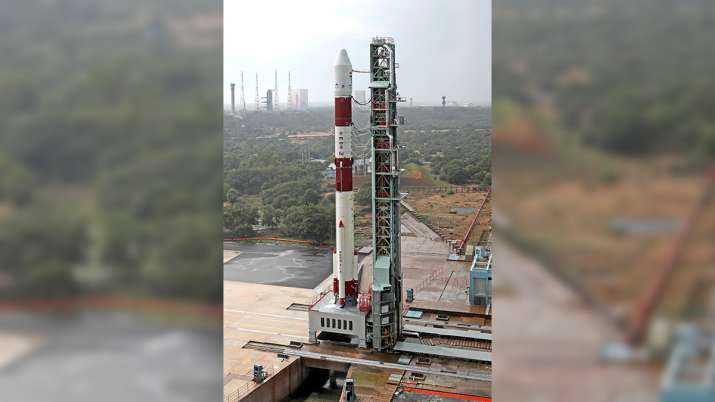 ISRO launches all-weather earth imaging satellite from