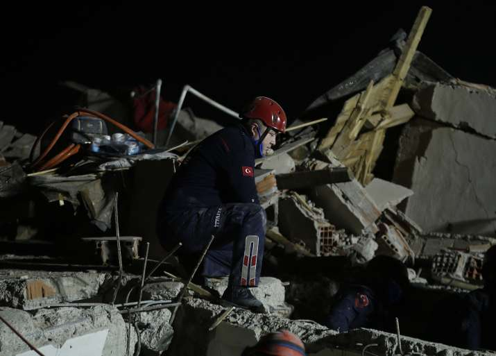 Turkey Earthquake: 70-year-old pulled alive from collapsed building, death toll hits 51