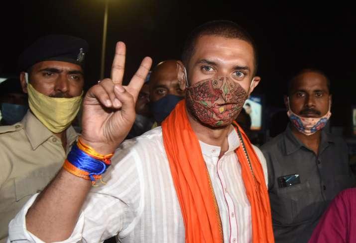 Nitish Kumar will never become Bihar CM: Chirag Paswan
