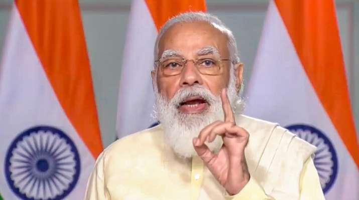 PM Modi congratulates ISRO, space industry for successful