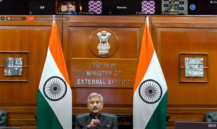 India has kept spotlight on cross-border terrorism: S Jaishankar