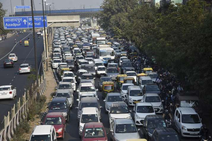 Delhi Chalo: Farmers' protest leads to traffic snarls in capital, police intensify checking