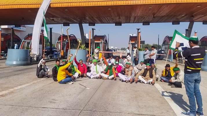 Farmers allowed entry into Delhi, claim Punjab farm bodies