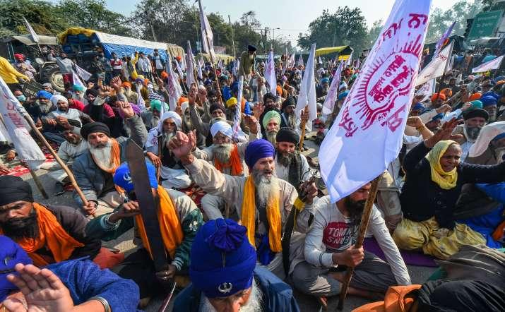 BJP alleges Khalistani, Maoists agenda behind farmer protests, blames Kejriwal of seeking to burn De