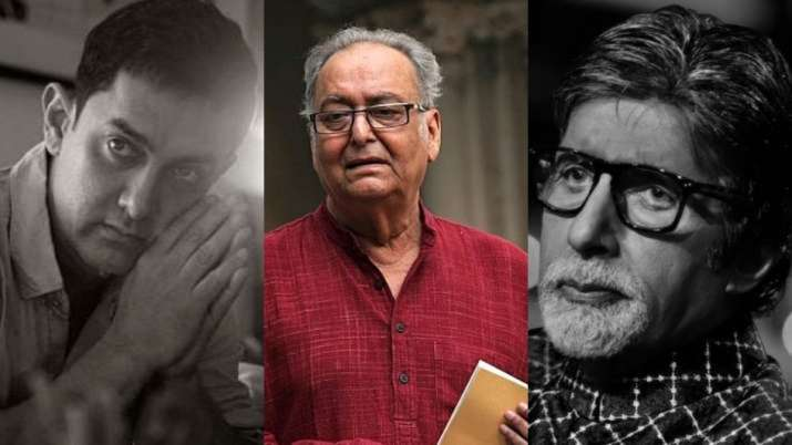 Aamir Khan and Big B mourn death of Soumitra Chattopadhyay