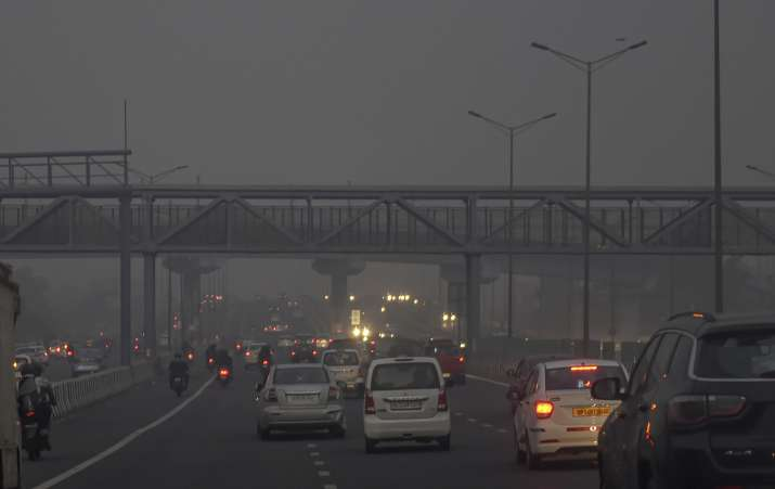 Air quality 'very poor' in Noida, Ghaziabad, 'poor' in Gurgaon, Faridabad