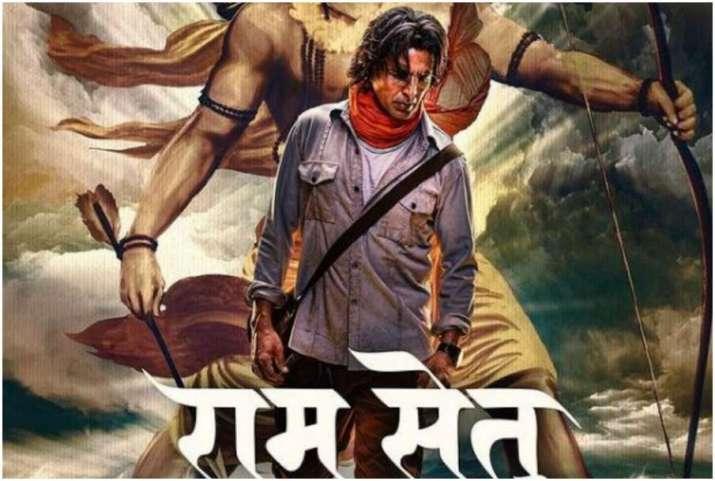 Akshay Kumar announces new film Ram Setu on Diwali, see first look