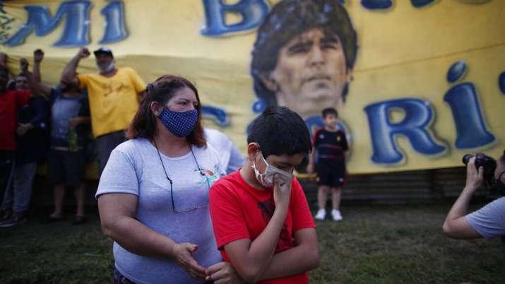 India Tv - Diego Maradona.
