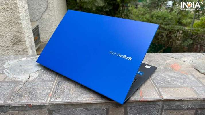 Asus offers a ton of colour options with this laptop.