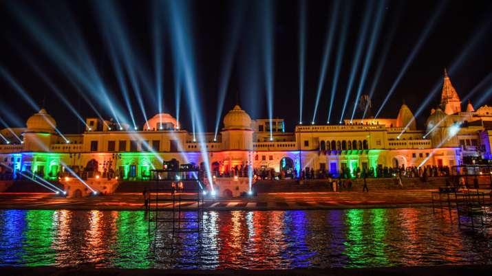 Ayodhya Diwali, ayodhya international airport