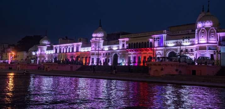India Tv - Ayodhya diwali 2020