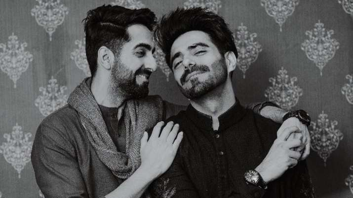 Ayushmann Khurrana shares emotional birthday wish for brother Aparshakti