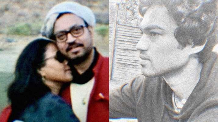 Irrfan Khan's son Babil Khan shares a heartfelt poem for the late actor