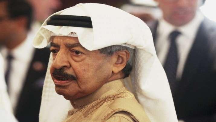 Bahrain's long-serving prime minister Prince Khalifa bin Salman Al Khalifa dies at age 84