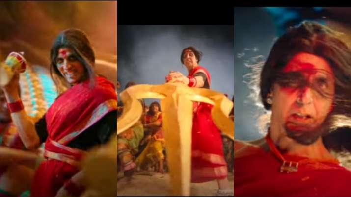 Bam Bholle song out: Laxmmi aka Akshay Kumar dedicates the song to Lord Shiva. Watch video