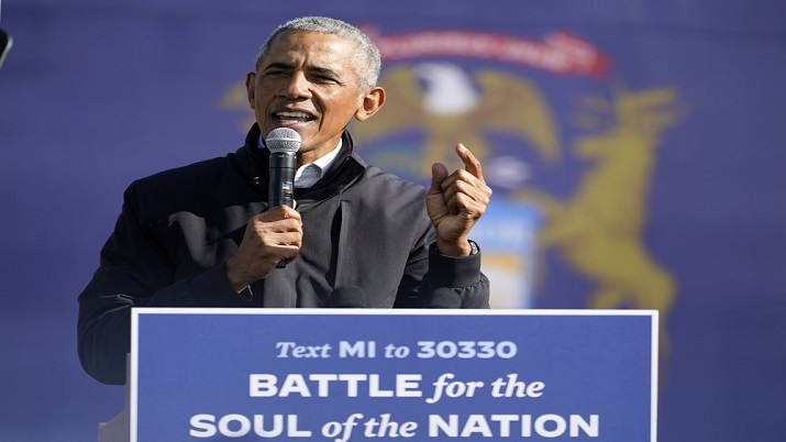 Barack Obama, US Election