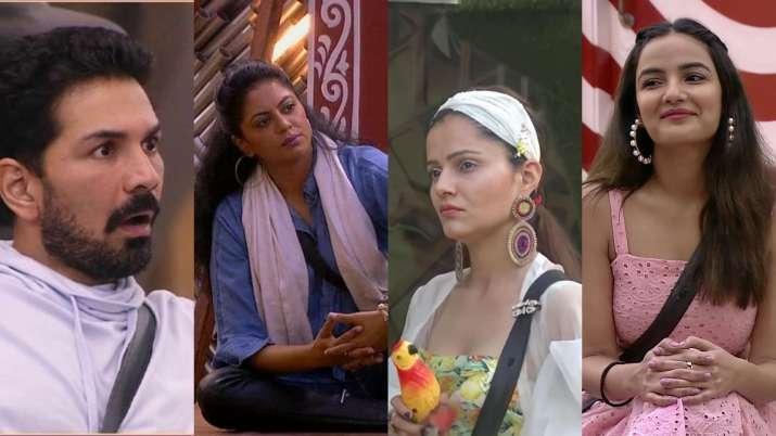 Bigg Boss 14 Nov 25 LIVE Updates: It's time for Kavita Kaushik vs Abhinav Shukla & Rubina vs Jasmin