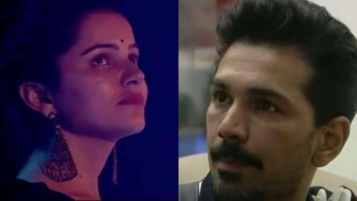 Bigg Boss 14: Rubina Dilaik breaks down while sharing secret about her divorce with Abhinav Shukla