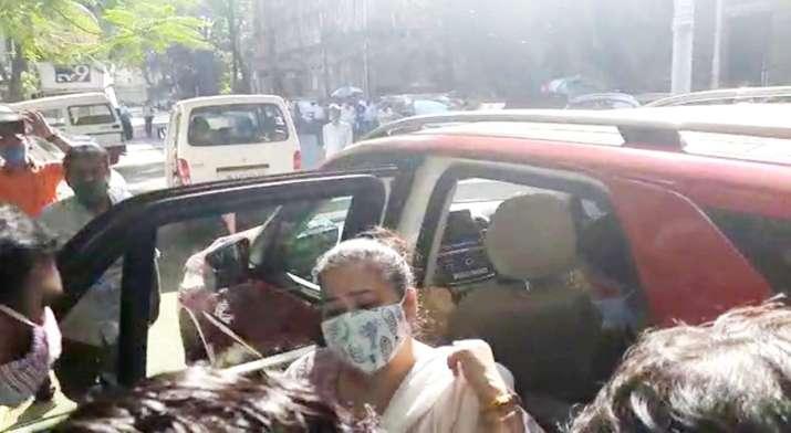 India Tv - Bharti Singh arrested