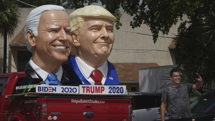 India Tv - JoeBiden-DonaldTrump duel continues. When will final results be out?