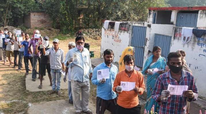 Jammu & Kashmir: Voting underway for third phase of DDC polls