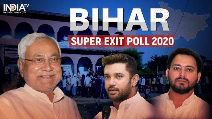 Bihar Super Exit Poll 2020