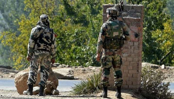 Pakistan again resorts to ceasefire violation along LoC