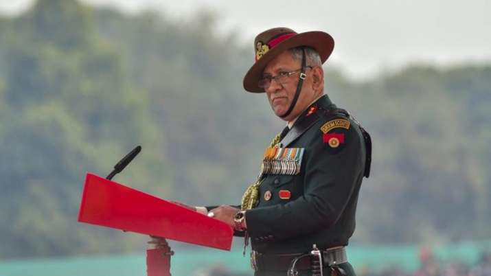CDS General Bipin Rawat says that China is facing