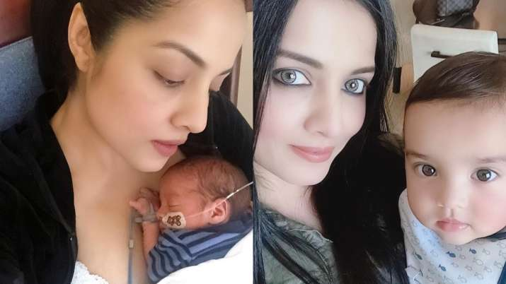 Celina Jaitly pens down heartbreaking post about her baby's tragic death on World Prematurity Day
