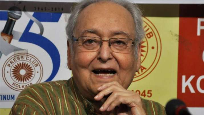 Soumitra completed shooting biopic on himself; documentary on life remained unfinished
