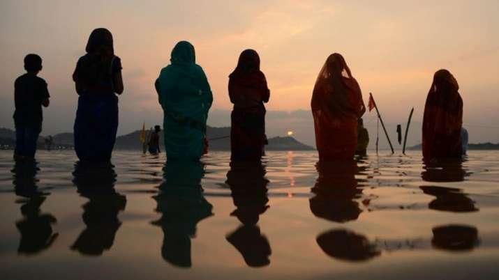 chhath puja in uttar pradesh