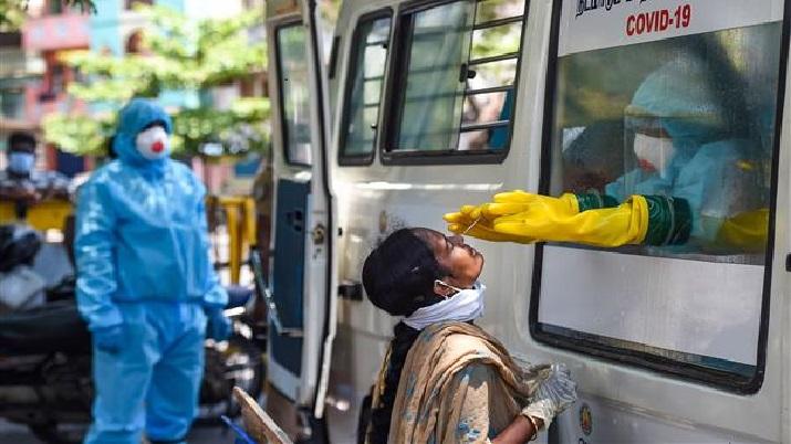 Random coronavirus test for people coming from Delhi to Noida from Wednesday