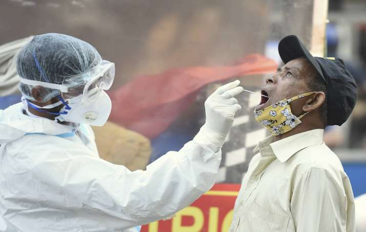 Delhi records 3,797 coronavirus cases