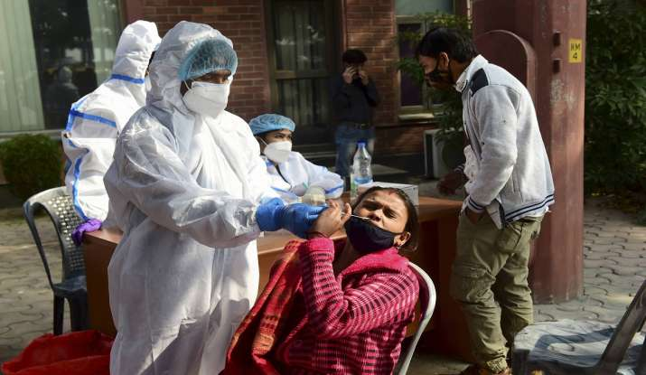 India registers 46,232 new COVID-19 cases, 564 deaths in last 24 hrs; 0.7% higher than yesterday