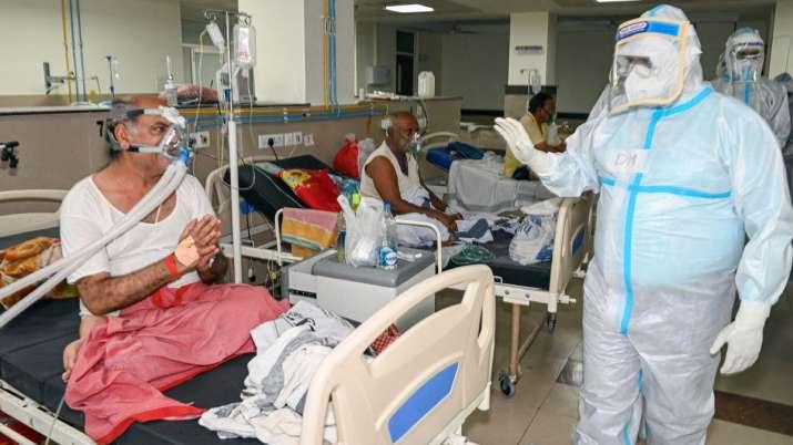 coronavirus death in delhi