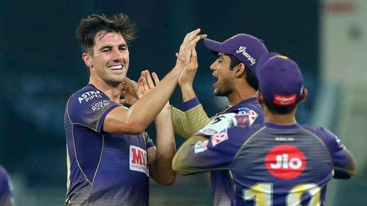 Live Cricket Score Kolkata Knight Riders vs Rajasthan Royals IPL 2020, KKR  vs RR: Cummins rocks RR with four wickets | Cricket News – India TV