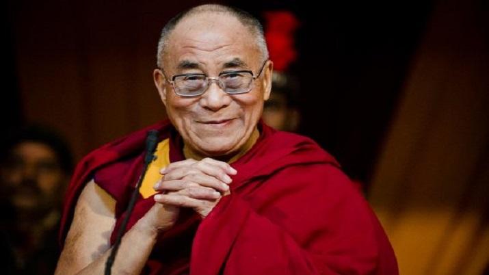 Dalai Lama greets Joe Biden, US President