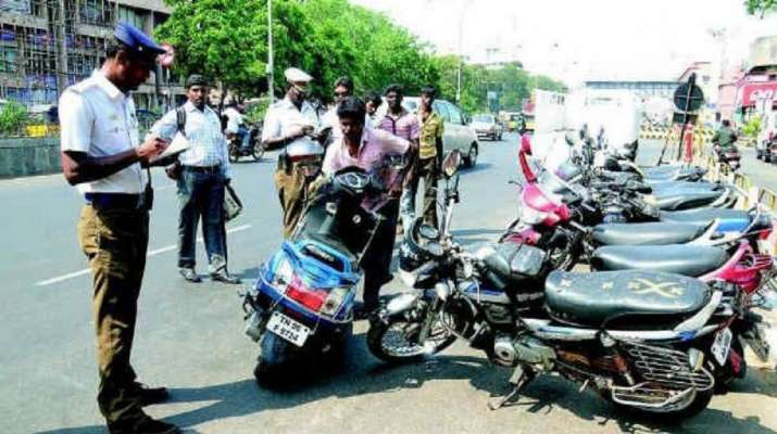 andhra pradesh vehicle owners fine