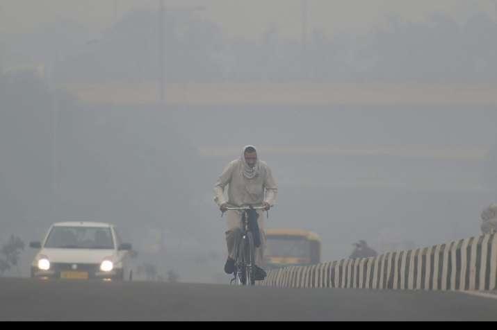 At 11.4°C, Delhi records season's lowest minimum