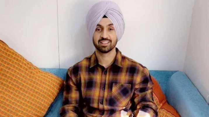 Diljit Dosanjh on learning Marathi for his new role