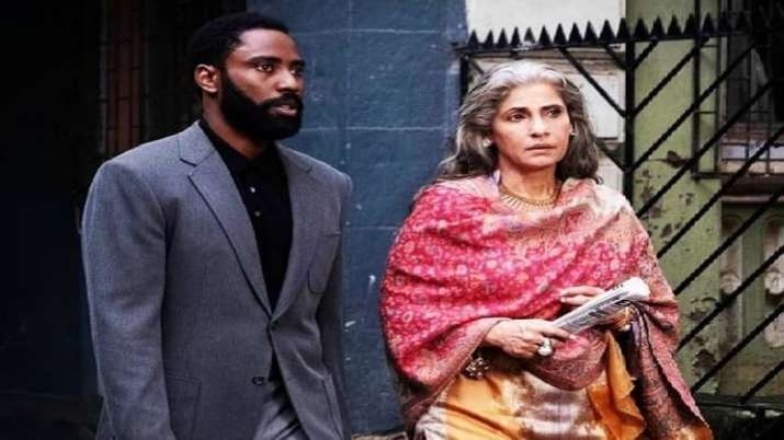 Dimple Kapadia announces release date of 'Tenet' in India