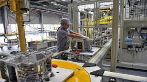 India's manufacturing PMI rises for 3rd straight month;